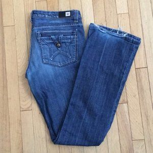 🎀 People's Liberation Tanya Bootcut Jeans